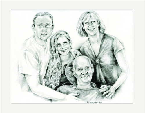 Creations By Julie - Julie's Family Portrait
